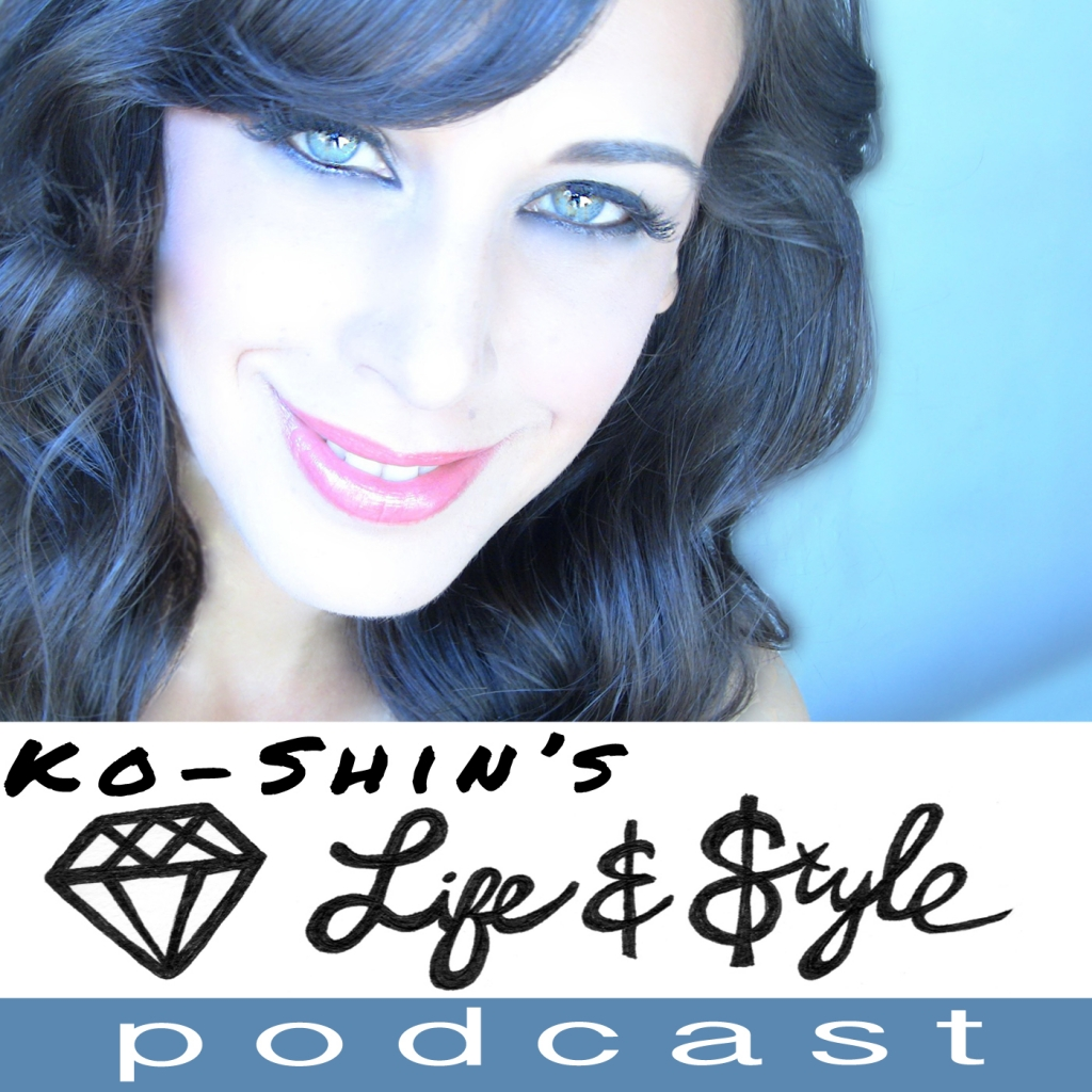 diamond life and style podcast #1 -how to get sh*t done with my world-changing secret
